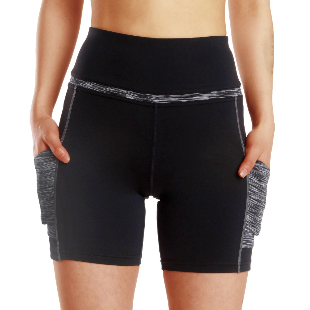 high waist shorts for big thighs