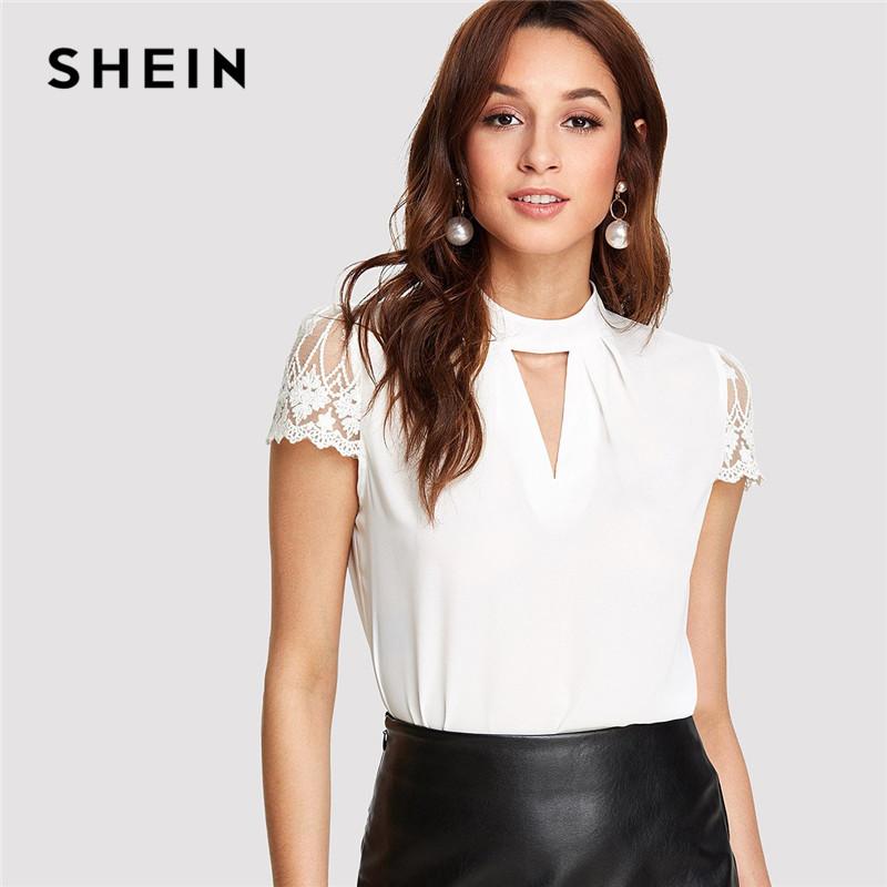 multiple colors good quality big sale Workwear Elegant Office Lady Short Sleeve